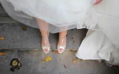 Comment choisir ses sandales de mariage en 5 étapes