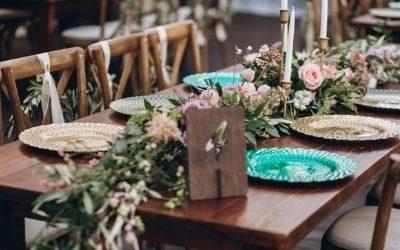Les décorations de mariage dont on ne veut plus entendre parler !