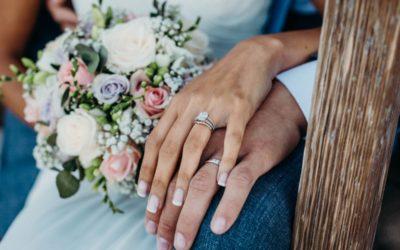 Photo de mariage : zoom sur la tendance «first look»