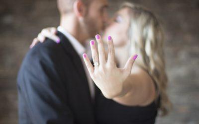 La nouvelle tendance pour les bagues de fiançailles