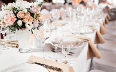 Comment préparer une salle de mariage ?